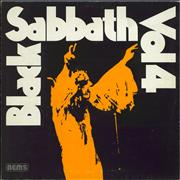 Click here for more info about 'Black Sabbath - Vol. 4'