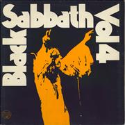 Click here for more info about 'Black Sabbath - Volume 4 - EX'