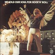 Click here for more info about 'Black Sabbath - We Sold Our Soul For Rock 'N' Roll + Insert'