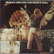 Click here for more info about 'We Sold Our Souls For Rock 'N' Roll'