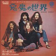 Click here for more info about 'Black Sabbath - Wicked World'