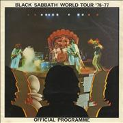 Click here for more info about 'Black Sabbath - World Tour '76~77 - EX'