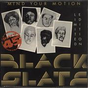 Click here for more info about 'Black Slate - Mind Your Motion'