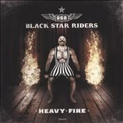 Click here for more info about 'Black Star Riders - Heavy Fire'