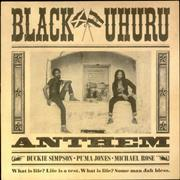 Click here for more info about 'Black Uhuru - Anthem'