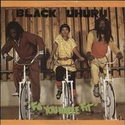 Click here for more info about 'Black Uhuru - Fit You Haffe Fit'
