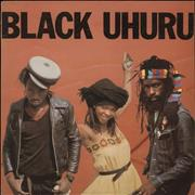 Click here for more info about 'Black Uhuru - Red - Red Vinyl'