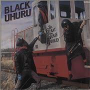 Click here for more info about 'Black Uhuru - The Great Train Robbery'