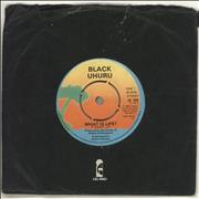Click here for more info about 'Black Uhuru - What Is Life'