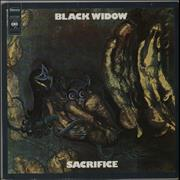 Click here for more info about 'Black Widow - Sacrifice - EX'