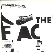 Click here for more info about 'Black Wire - The Face - Fanclub 7