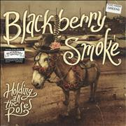 Blackberry Smoke Holding All The Roses - Too High Greens - Sealed UK vinyl LP