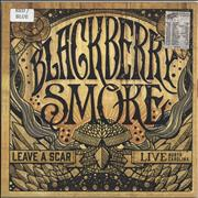 Click here for more info about 'Blackberry Smoke - Leave A Scar Live - 'Red/Blue''