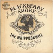 Click here for more info about 'Blackberry Smoke - The Whippoorwill - Clear vinyl'