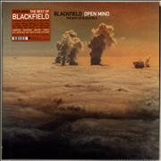 Click here for more info about 'Blackfield - Open Mind: The Best Of - White Vinyl - Sealed'