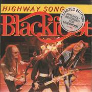 Click here for more info about 'Blackfoot - Highway Song'
