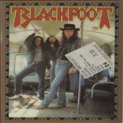 Click here for more info about 'Blackfoot - In Concert + Ticket Stub'