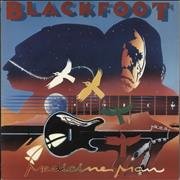 Click here for more info about 'Blackfoot - Medicine Man'