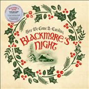 Click here for more info about 'Blackmore's Night - Here We Come A-Caroling - Green Vinyl - Sealed'
