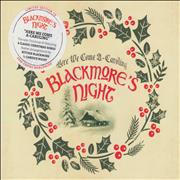 Click here for more info about 'Blackmore's Night - Here We Come A-Caroling - Sealed'