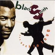 Click here for more info about 'Blacksmith - Get Back To Love'