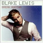 Click here for more info about 'Blake Lewis - Break Anotha'