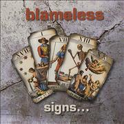 Click here for more info about 'Blameless - Signs...'