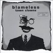 Click here for more info about 'Blameless - Town Clowns - Limited Edition'