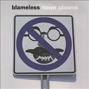 Click here for more info about 'Blameless - Town Clowns - Red Vinyl'