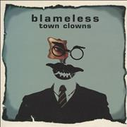Click here for more info about 'Blameless - Town Clowns'