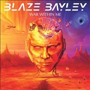 Click here for more info about 'Blaze Bayley - War Within Me - Sealed'