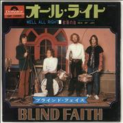 Click here for more info about 'Blind Faith - Well All Right - Mono'
