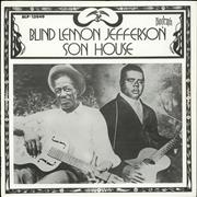 Click here for more info about 'Blind Lemon Jefferson - Blind Lemon Jefferson/ Son House'