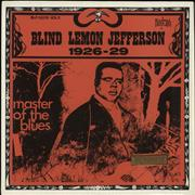 Click here for more info about 'Blind Lemon Jefferson - Master Of The Blues Vol. 2 1926-29'