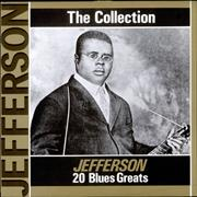 Click here for more info about 'Blind Lemon Jefferson - The Blind Lemon Jefferson Collection - 20 Blues Greats'