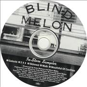 Click here for more info about 'Blind Melon - In Store Sampler'