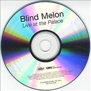 Click here for more info about 'Blind Melon - Live at the Palace'