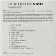 Click here for more info about 'Blind Melon - Nico'