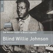 Click here for more info about 'Blind Willie Johnson - The Rough Guide To Blues Legends - 180gm Vinyl'