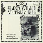 Click here for more info about 'Blind Willie McTell - 1940: The Legendary Library Of Congress Session'