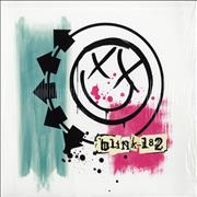 Click here for more info about 'Blink 182 - Blink 182 - Green/Pink vinyl'
