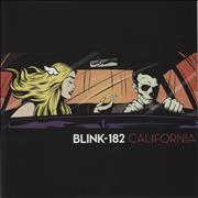 Blink 182 California USA vinyl LP