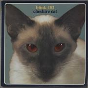 Click here for more info about 'Blink 182 - Cheshire Cat - 1st - 'Red Eyes' edition'