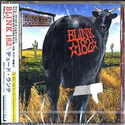 Blink 182 Dude Ranch Japan CD album Promo