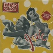 Click here for more info about 'Blink 182 - Josie - Sealed'
