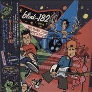 Blink 182 The Mark Tom And Travis Show Japan CD album