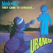 "Blink 182 They Came To Conquer...Uranus - 1st USA 7"" vinyl"