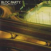 Click here for more info about 'Bloc Party - A Weekend In The City'