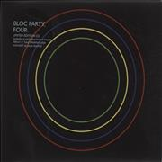 Click here for more info about 'Bloc Party - Four'