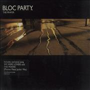 Click here for more info about 'Bloc Party - Quantity of Three CD Singles'